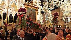 Celebrazione SS Messa su cassarmonica