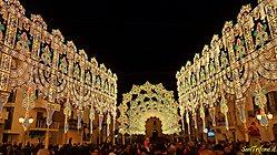 Processione del Quadro e Luminarie (2010)