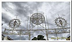 Allestimento Luminarie 2012