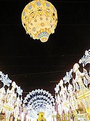 Quadro - Luminarie - Mongolfiera (2012)