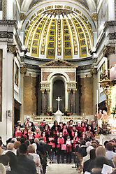 Inaugurazione Presbiterio Chiesa e Schola Cantorum