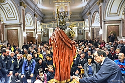San TRIFONE, foto intronizzazione anno 2016