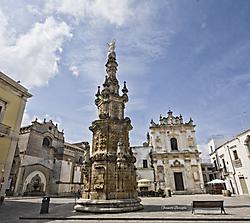 Chiesa San TRIFONE - Piazza Salandra